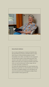 2003 Pro Senectute Solothurn: Altersporträts