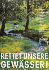 1992 Rettet unsere Gewässer