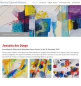 2018 Website Monika Gaberell Malerei