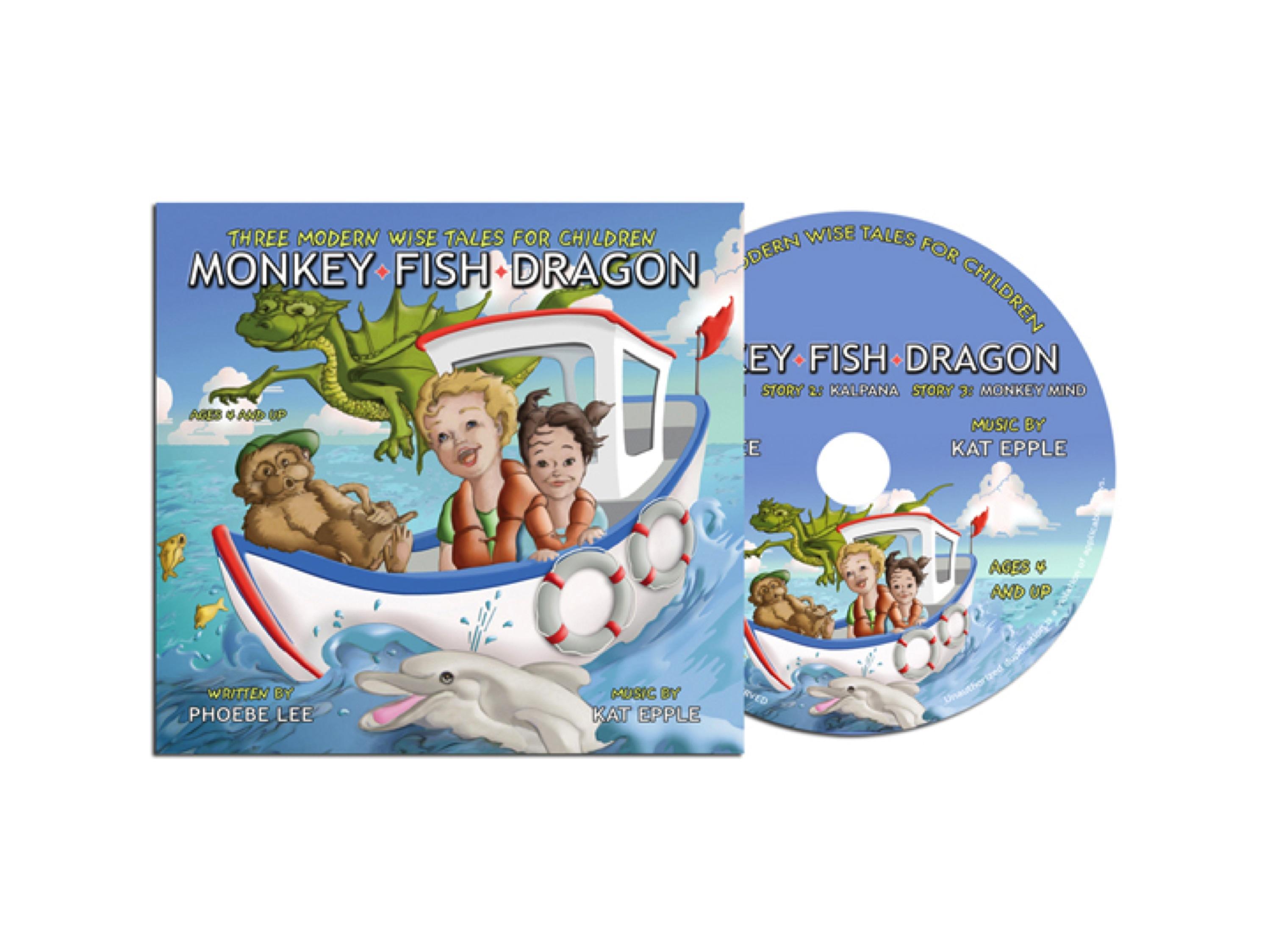 MONKEY FISH DRAGON STORIES