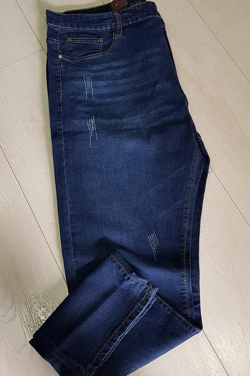 מכנס גינס געבר מידה גדולה