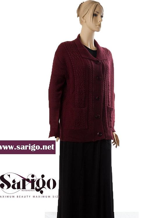 סוודר נשים אורך בינוני