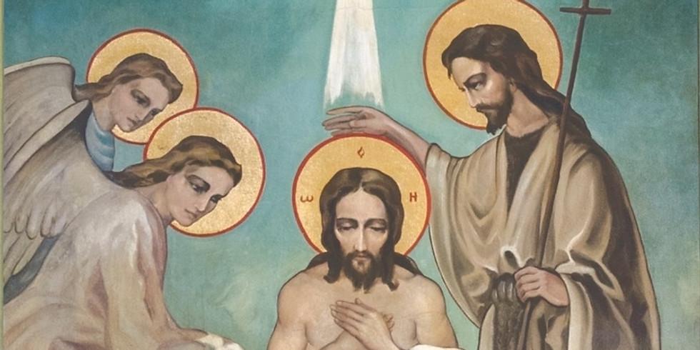Divine Liturgy - Fourth Sunday of Epiphany