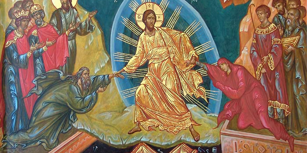 Divine Liturgy - Friday of The Departed