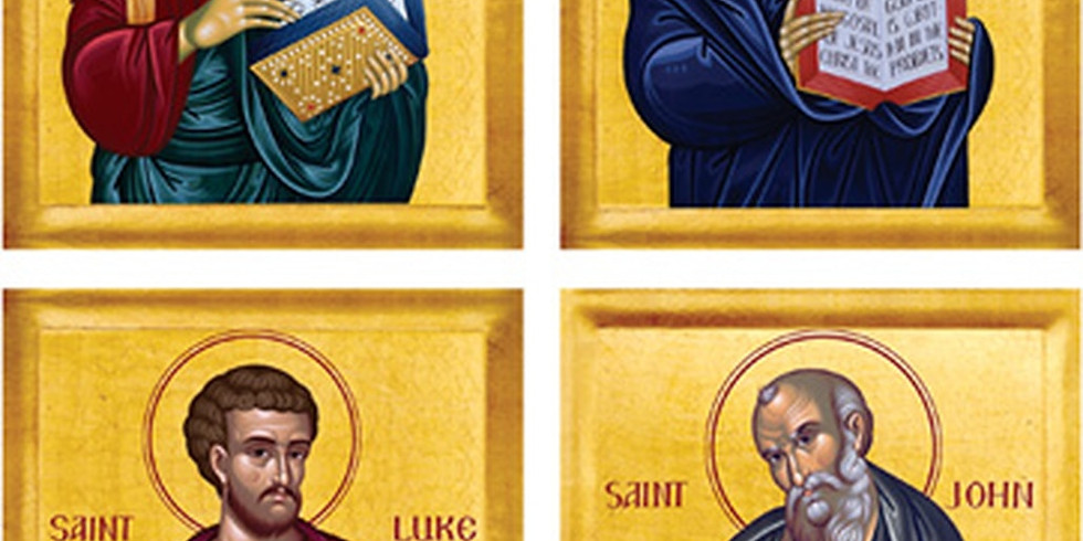 Divine Liturgy - Memorial of the Four Evangelists