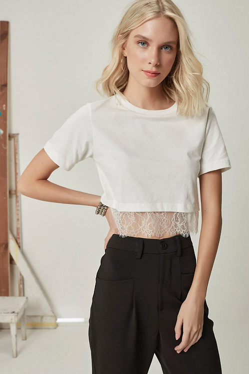 Blusa Sandy (off white)