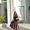 Thumbnail: Saia Antonella plissado (rainbow)