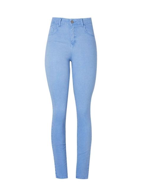 Calça Paula skinny (azul bel air)