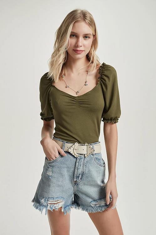 Blusa Alicia (verde)