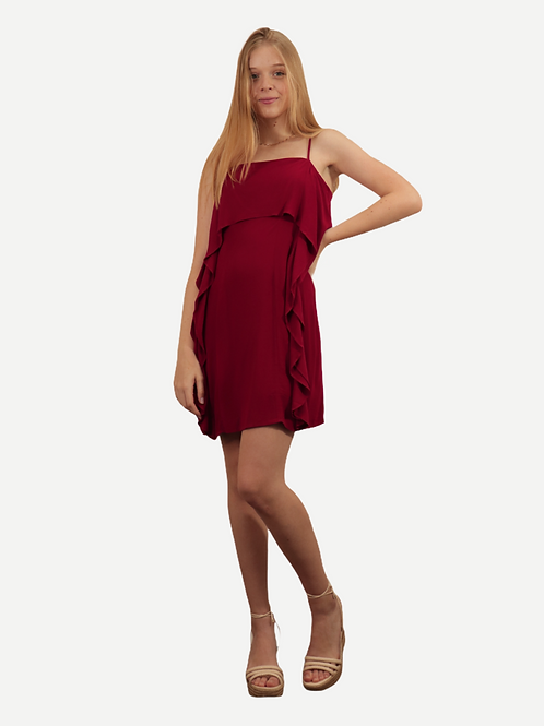 Vestido Lila (cabernet)