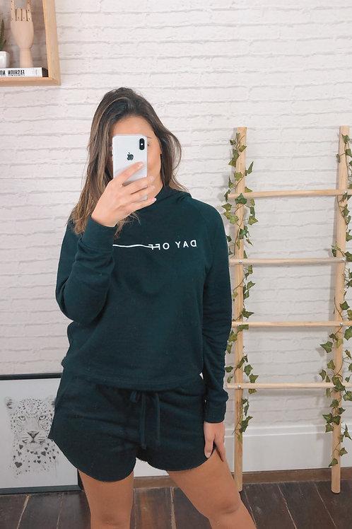 Shorts Moli (preto)