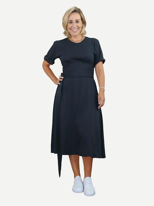 Vestido Melissa (preto)