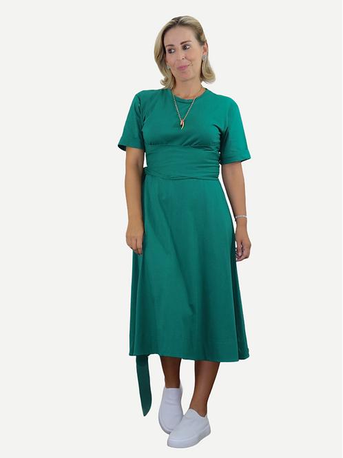 Vestido Melissa (verde)
