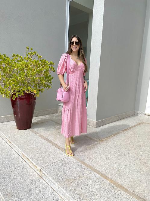Vestido Ávila (rosa)