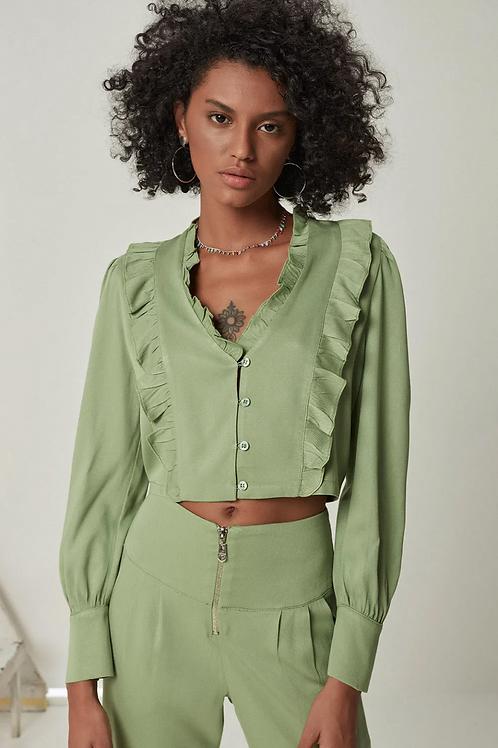 Blusa Emily (verde)