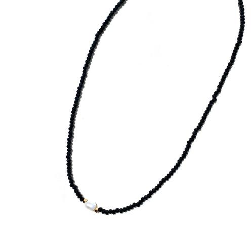 Colar Jô (preto)
