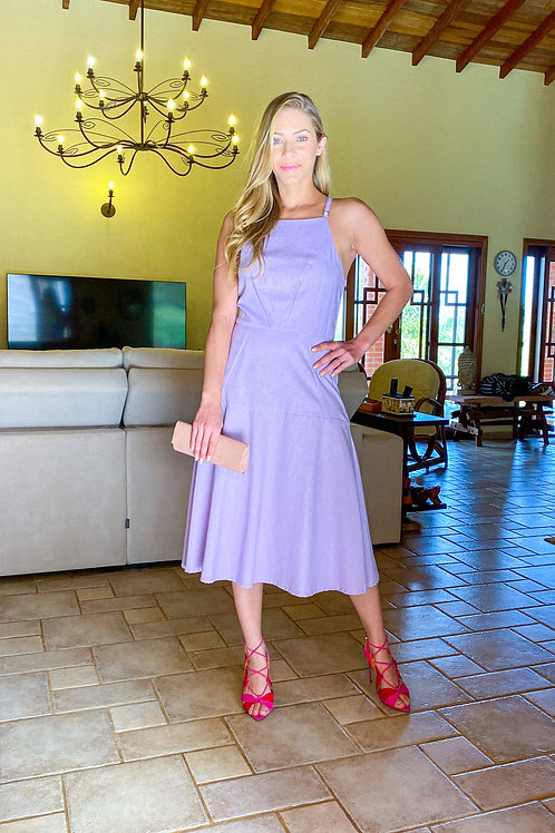 Vestido Pri (Lavanda)