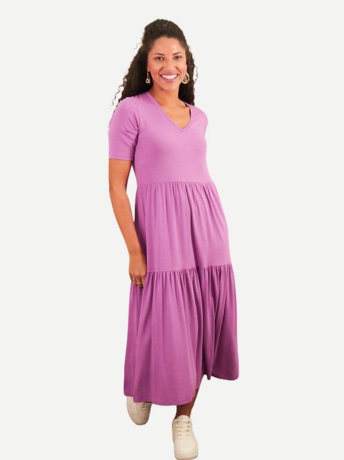 Vestido Beta (lilac)