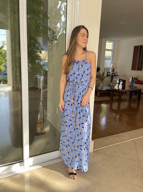 Vestido Malta (estampado)