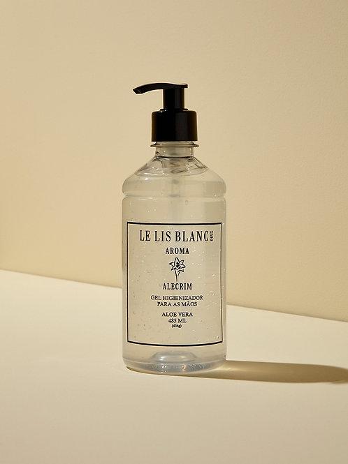 Gel higienizador para as mãos 485ml