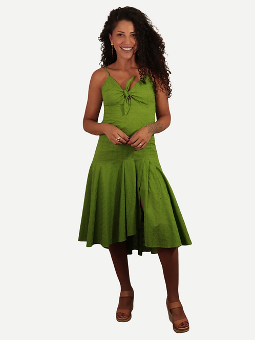 Vestido Pammy (green)