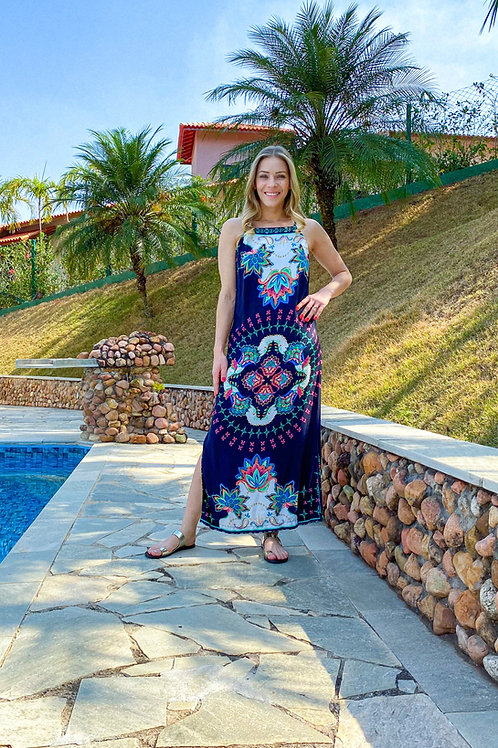 Vestido Bianca (estampado)