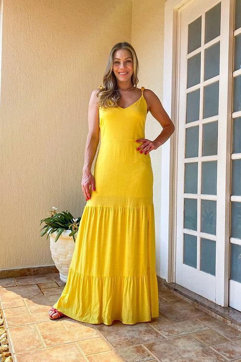 Vestido Lolla (amarelo)