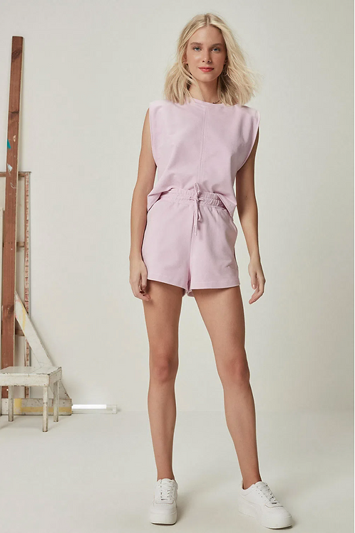 Shorts Petra (lilás)