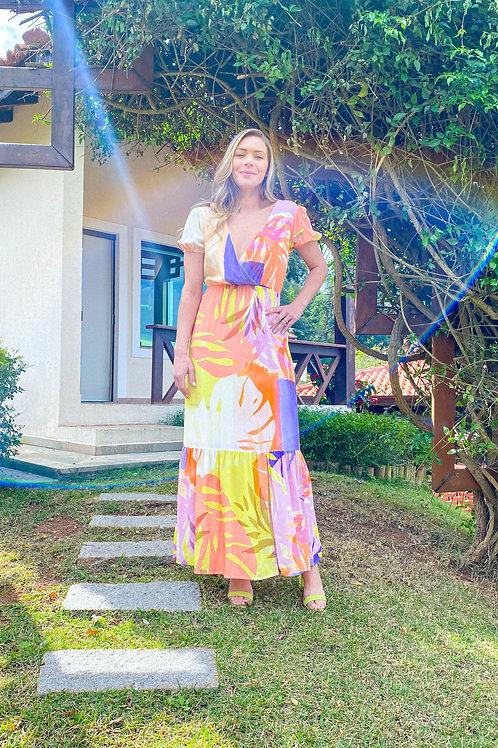 Vestido Liza (estampado)