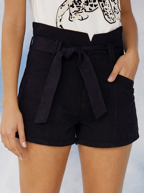 Shorts color clochard (preto)