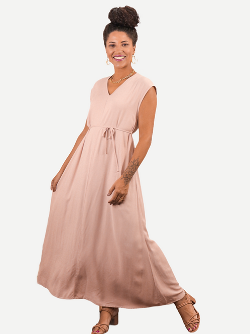 Vestido Irene (flamingo)