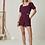 Thumbnail: Shorts Virgínia (uva)