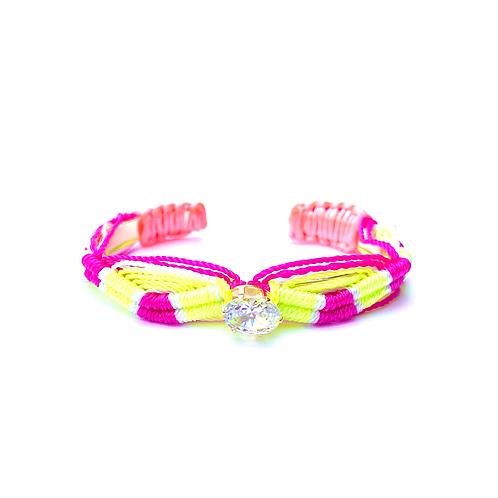 Bracelete Grace (amarelo)