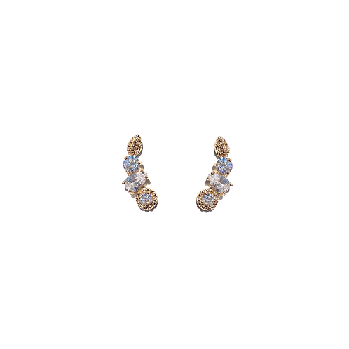 Ear cuff Siena (cristal)