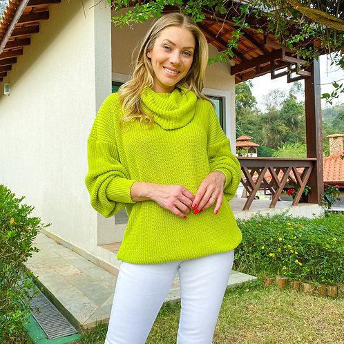 Blusa  Ashley II (verde limão)