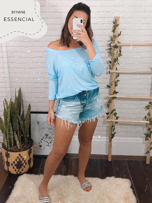 Blusa Dora (Azul)