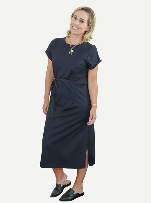 Vestido Agnes (preto)