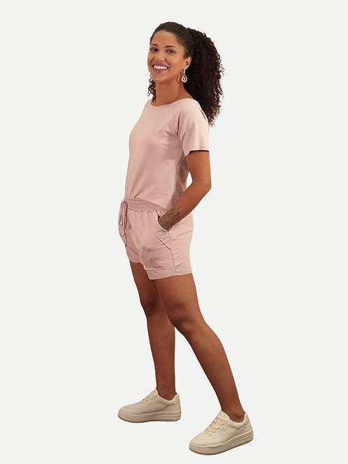 Conjunto Lara (rosa blush)