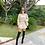 Thumbnail: Shorts Saia Stela (areia)