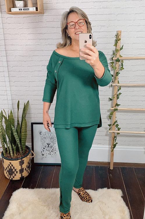 Conjunto Cami (verde)