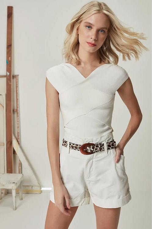Blusa Elza (off white)