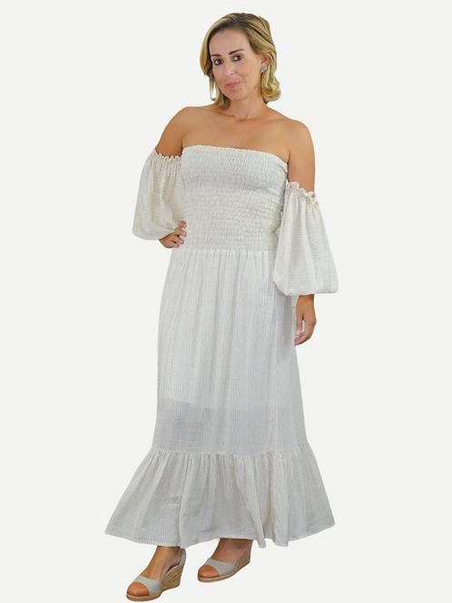 Vestido Aurora (estampado)