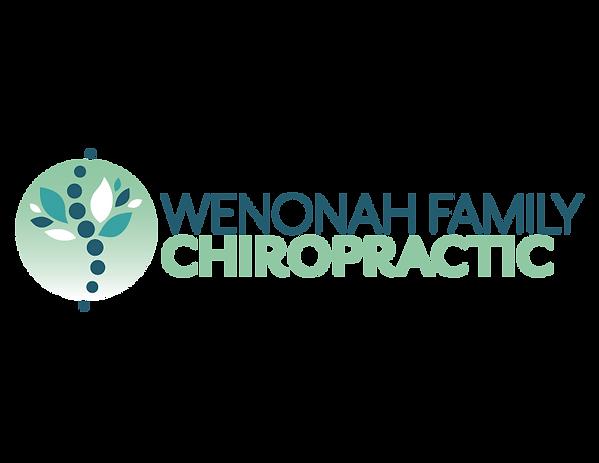 Wenonah-Family-Chiropractic-Logo-Horizon