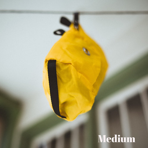 Yellow Go Two Bag for Dog Waste Disposal