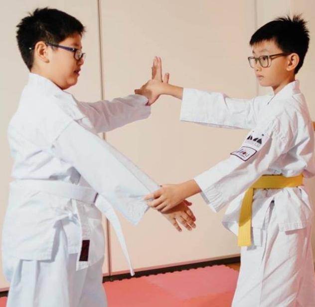 Aikido Technique - Tenchi Nage