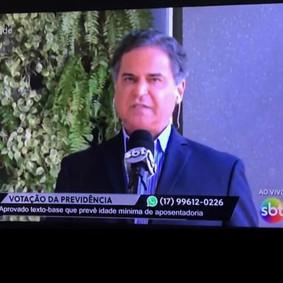 Carlos Arnaldo no SBT