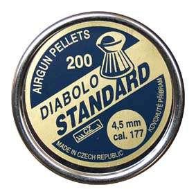 Diabolo Standard 200 4,5mm