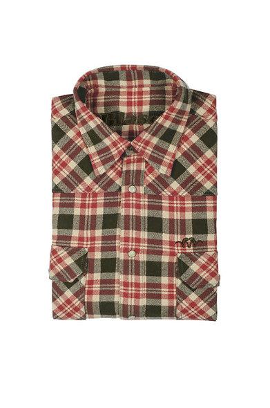 Košeľa Blaser – flannel / dlhý rukáv