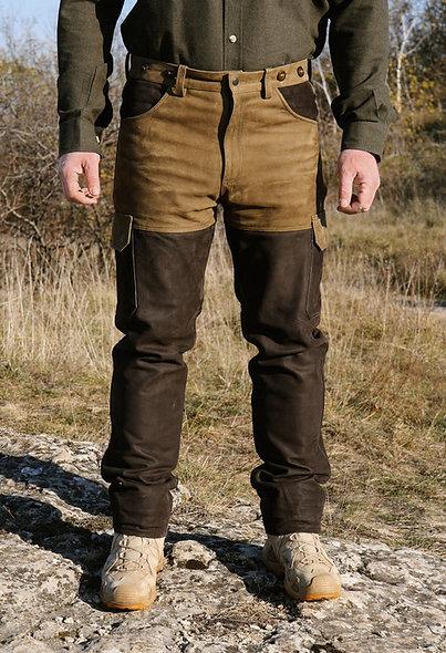 Kožené nohavice Carl Mayer Ramsau