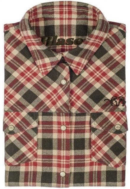 Dámska košeľa Blaser – flannel /dlhý rukáv